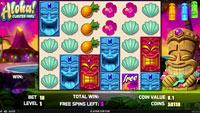 Aloha - Darmowe spiny