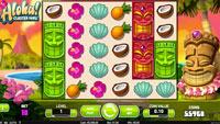 Aloha - w trakcie gry