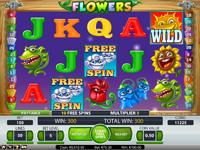 Flowers slot - darmowe spiny