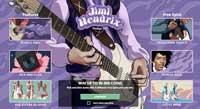 Jimi Hendrix - najnowszy slot od Netent