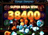 Magic Portals - wielka wygrana
