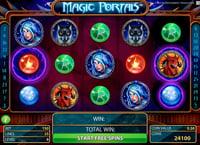 Magic Portals - darmowe spiny