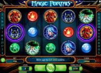 Magic Portals - w trakcie gry