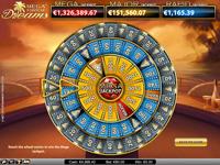 Mega Fortune Dreams Bonus