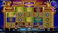 Pyramid Quest for Immortality wielka wygrana