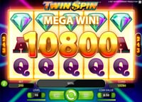 Slot Twin Spin Mega Win