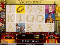 Victorious - darmowe spiny
