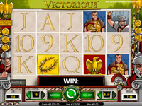 Victorious - w trakcie gry