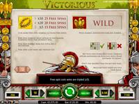 Victorious - tabela płac