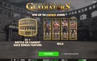Football Gladiators - symbole Wild