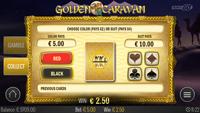 Golden Caravan - funkcja Gamble